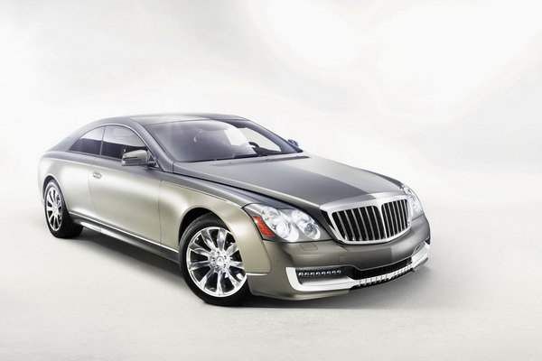 maybach 57s coupe by xenatec picture