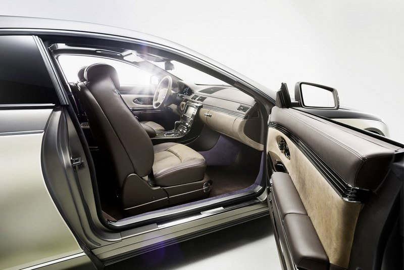 2011 Maybach 57S Coupe by Xenatec