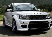 Range Rover Sport Windsor Edition by Amari Design