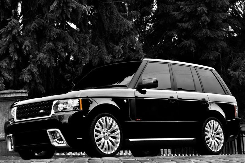 2011 Range Rover Vogue RS450 by Project Kahn