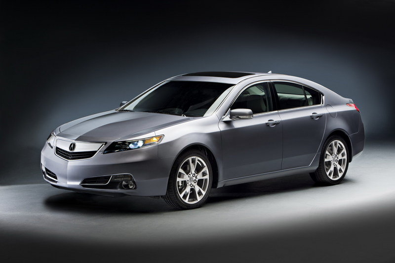 2012 Acura TL High Resolution Exterior Wallpaper quality - image 391933