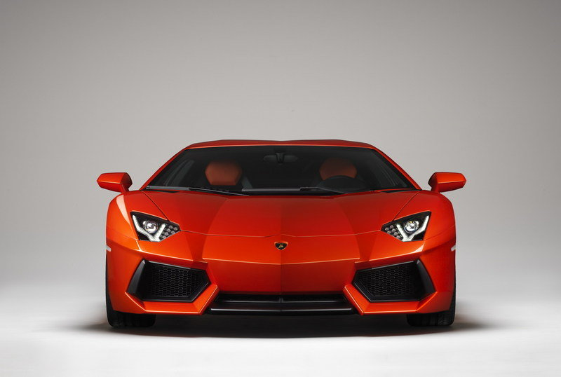 2012 Lamborghini Aventador LP700-4 High Resolution Exterior - image 394145