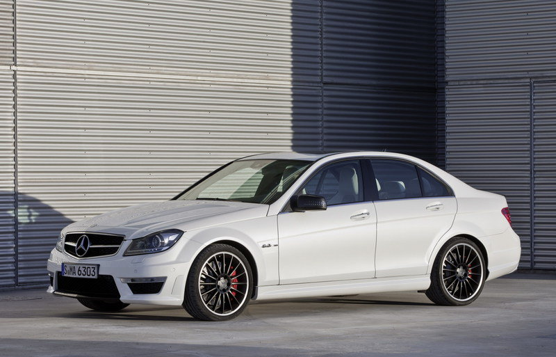 2012 Mercedes C63 AMG High Resolution Exterior - image 391042