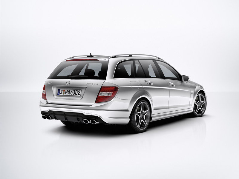 2012 Mercedes C63 AMG High Resolution Exterior - image 391017