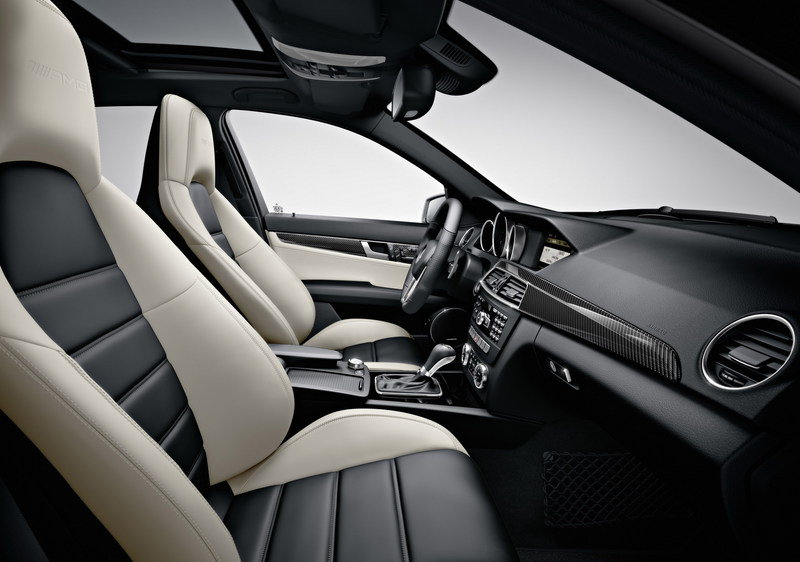 2012 Mercedes C63 AMG High Resolution Interior - image 391019
