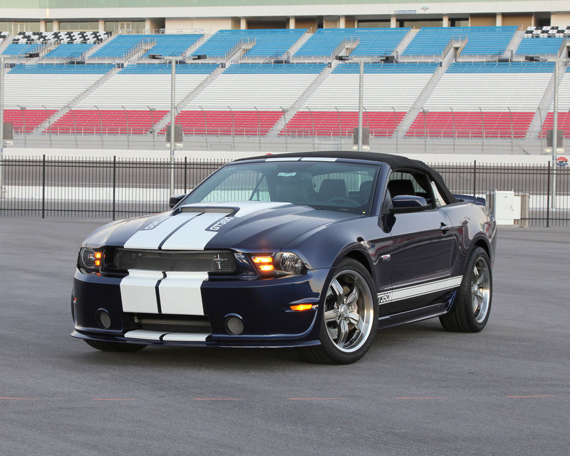 Ford Racing Parts >> 2012 Ford Mustang Shelby GT350 | Top Speed