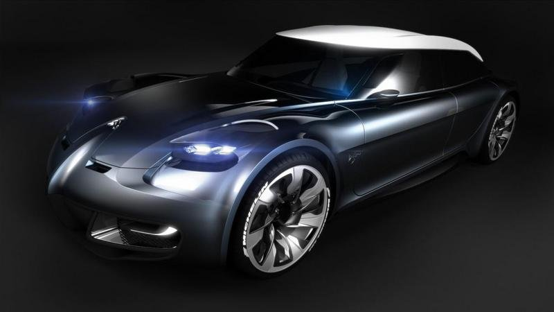 Designer envisions the 2019 Citroen DS24