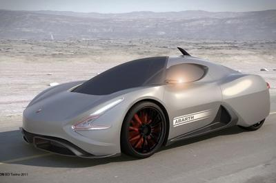 2011 Abarth Scorp-Ion Concept by IED