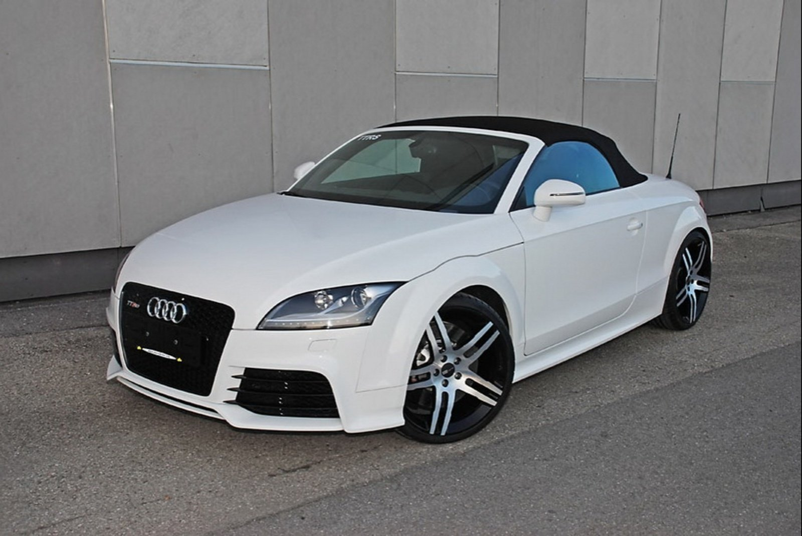 German Car Company That Makes The Tt Coupe