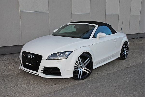 Los Angeles Auto Show 2017 >> 2011 Audi TT-RS Roadster By O CT | car review @ Top Speed