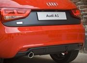 2011 Audi A1 Blade and Goldie by Aznom - image 391315