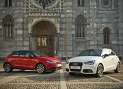 2011 Audi A1 Blade and Goldie by Aznom - image 391300