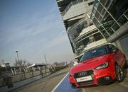 2011 Audi A1 Blade and Goldie by Aznom - image 391305