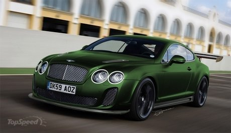 Bentley Gt Continental Supersport. Bentley Continental GT
