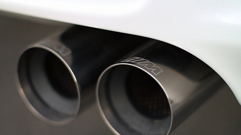 BMW M3 gets loud and proud with a new M Performance Exhaust