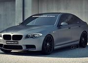 BMW M5 Concept to be revealed at Shanghai show - image 391449