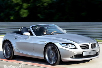 BMW will bring new baby-roadster concept to Geneva