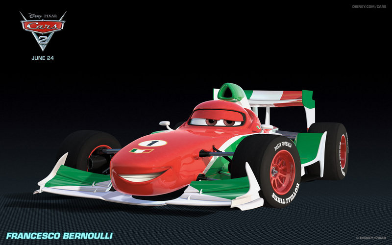 Cars 2 gets