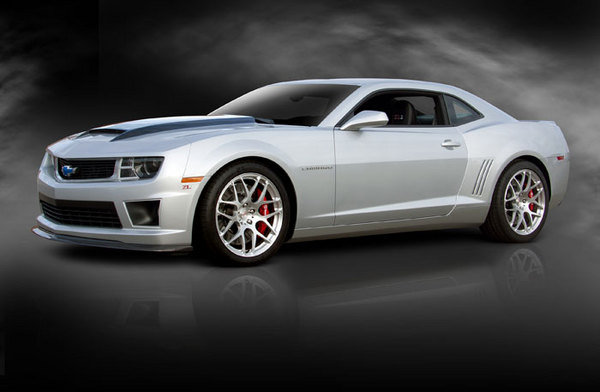 2011 Chevrolet Camaro ZL1 By SLP Performance  car review @ Top Speed