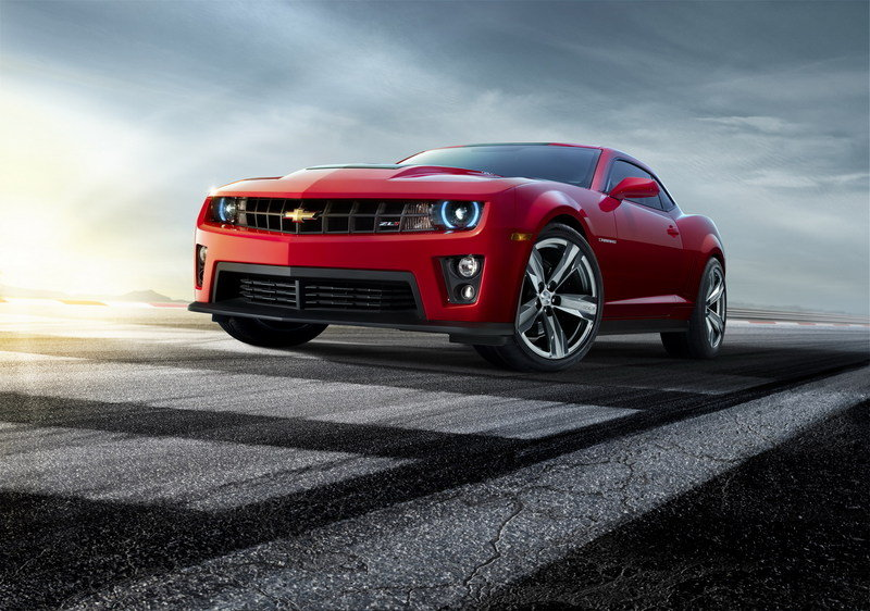 2012 - 2013 Chevrolet Camaro ZL1 High Resolution Exterior - image 391882