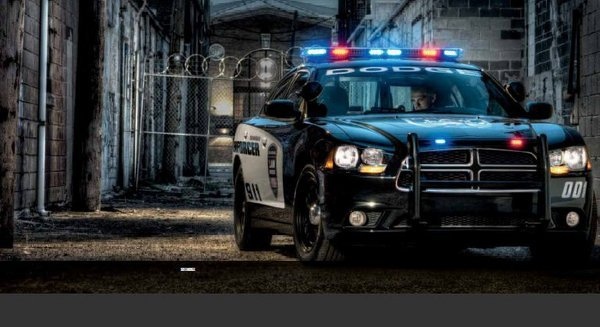 dodge charger enforcer picture