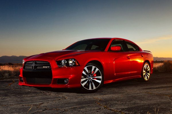 dodge charger srt8 picture