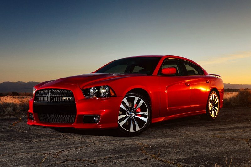 2012 Dodge Charger SRT8 High Resolution Exterior Wallpaper quality - image 391839