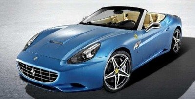 2011 Ferrari California Vintage Package
