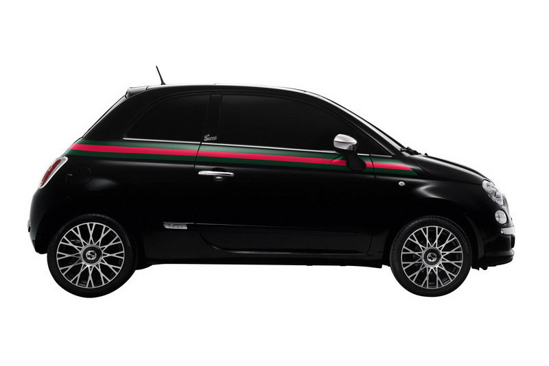 2011 Fiat 500 by Gucci High Resolution Exterior - image 393607