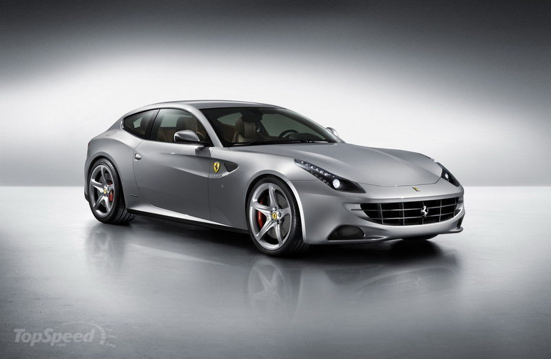 First production Ferrari FF headed for Boca Raton Concours auction