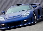 2011 Gemballa Mirage GT Matte Blue Edition - image 392944