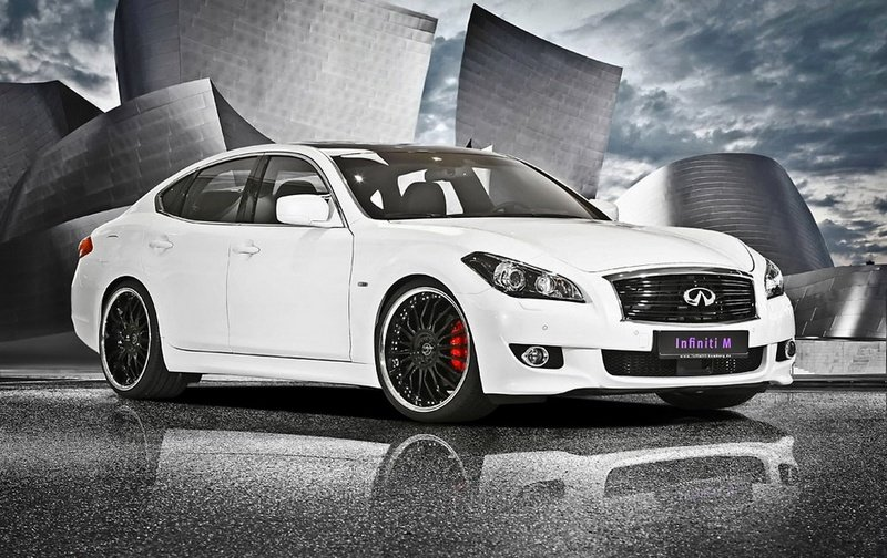 2011 Infiniti M30d S by Zentrum Dealer