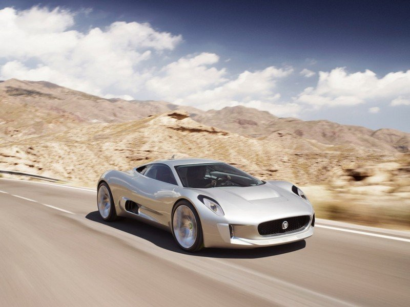 Jaguar C-X75 goes into production; XJ Coupe also in the works