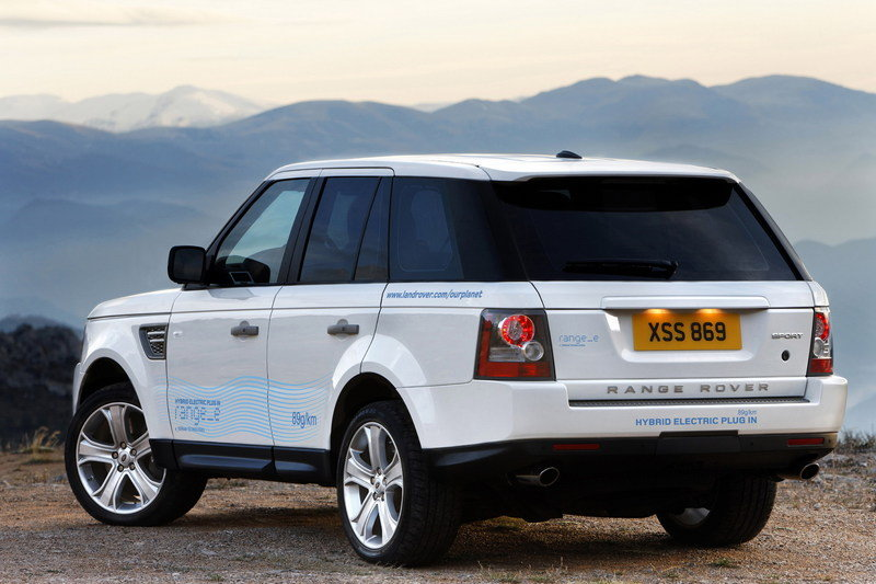 2011 Land Rover Range e High Resolution Exterior - image 392593