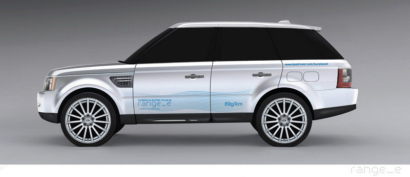 2011 Land Rover Range e High Resolution Exterior - image 392594