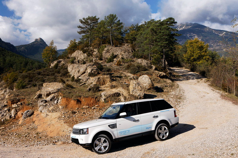 2011 Land Rover Range e High Resolution Exterior - image 392592