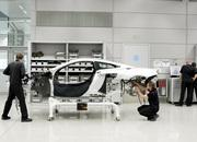 McLaren finally starts production of MP4-12C supercar - image 391278