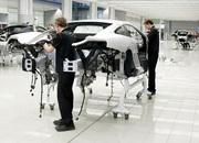 McLaren finally starts production of MP4-12C supercar - image 391279