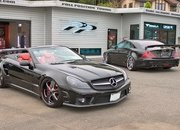 Mercedes CLS 55 AMG and SL 65 AMG by Pole Position Tuning