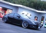 2011 Mercedes CLS 55 AMG and SL 65 AMG by Pole Position Tuning - image 392935