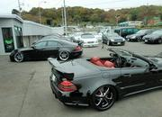 2011 Mercedes CLS 55 AMG and SL 65 AMG by Pole Position Tuning - image 392937