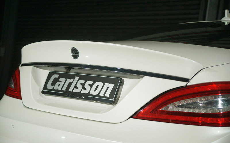 2012 Mercedes CLS 63 AMG by Carlsson High Resolution Exterior - image 393940