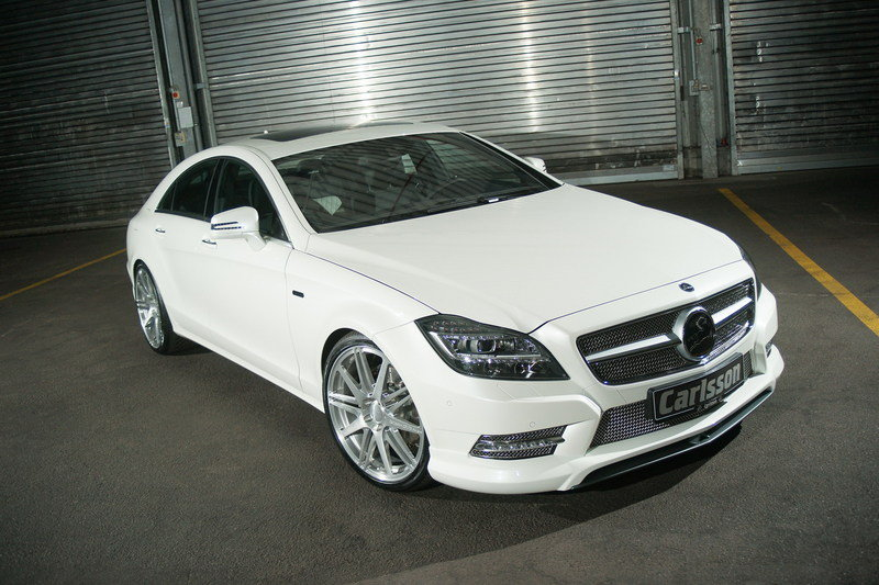 2012 Mercedes CLS 63 AMG by Carlsson