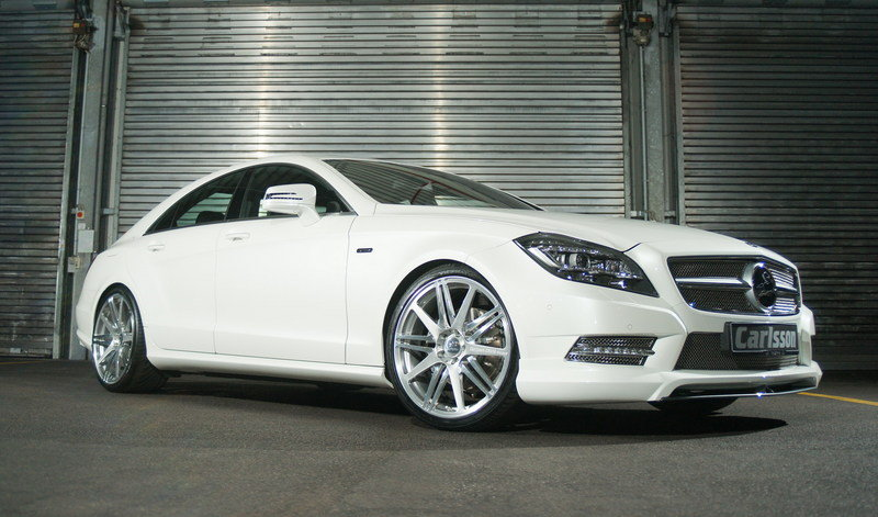 2012 Mercedes CLS 63 AMG by Carlsson High Resolution Exterior - image 393932