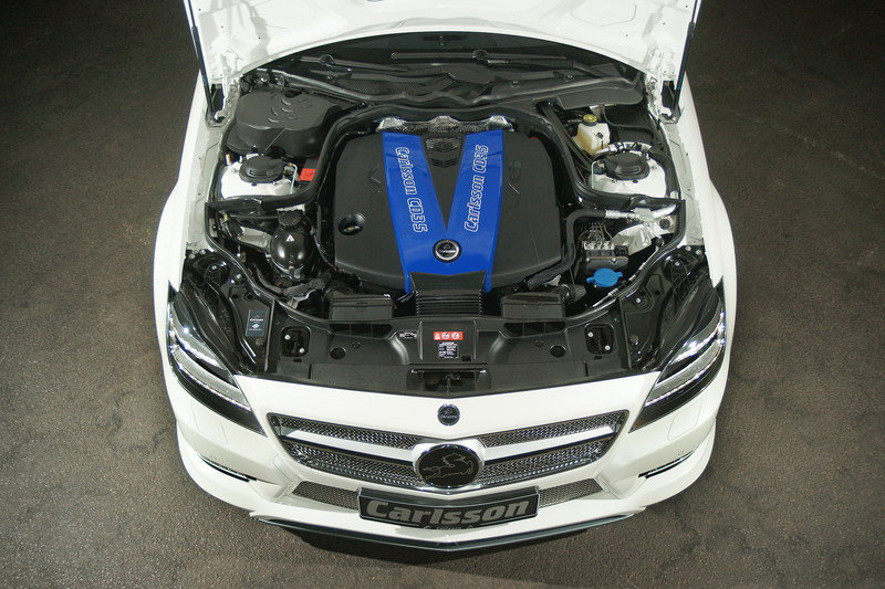 2012 Mercedes CLS 63 AMG by Carlsson High Resolution Drivetrain - image 393934