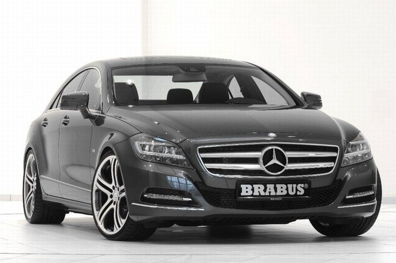 2012 Mercedes CLS by Brabus