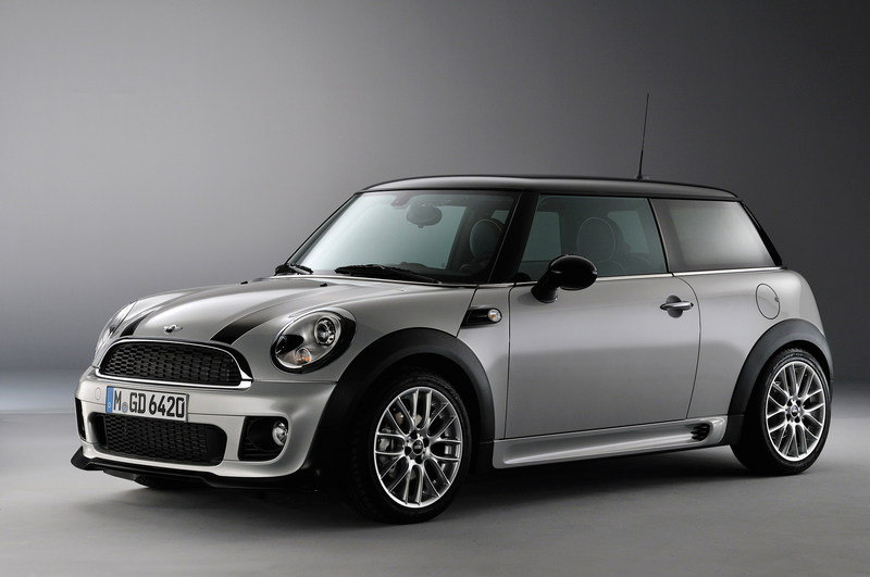 2011 MINI Cooper John Cooper Works S2000 High Resolution Exterior Wallpaper quality - image 391151