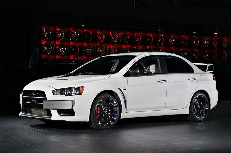 2011 Mitsubishi Lancer Evo X by Vilner and OverDrive