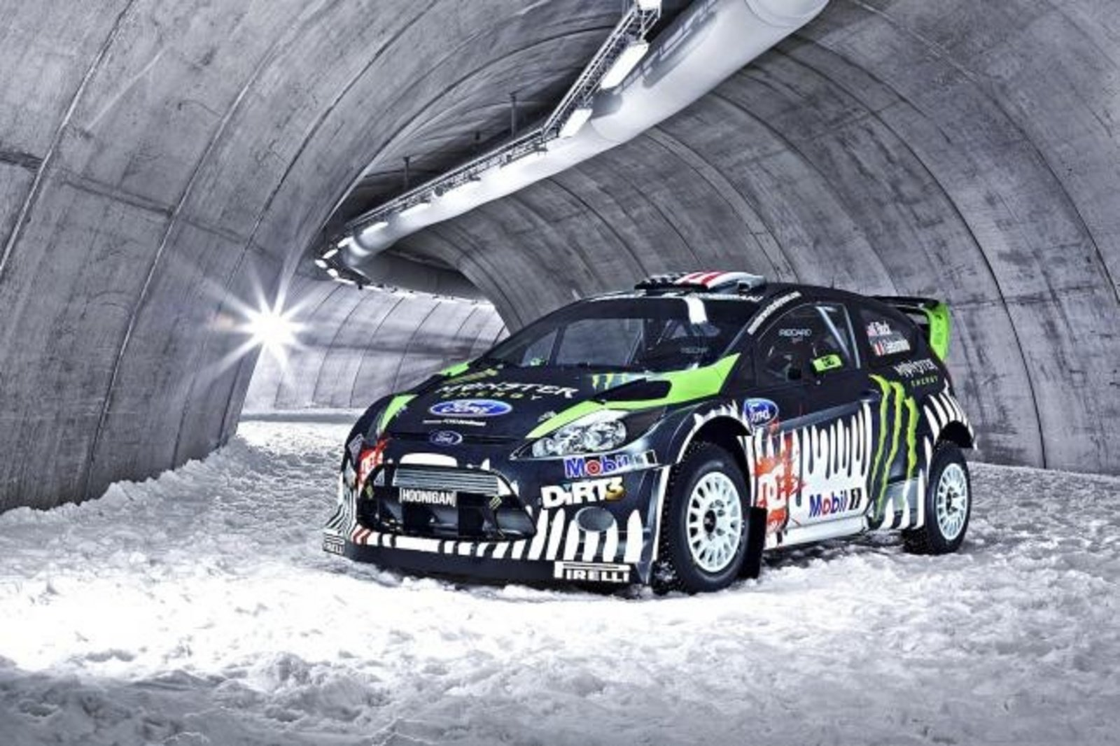 2011 Monster World Rally Team Ford Fiesta RS WRC Review - Top Speed