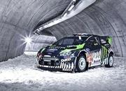 Monster World Rally Team Ford Fiesta RS WRC